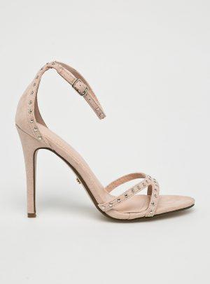 Answear - Sandale cu toc Ideal Shoes