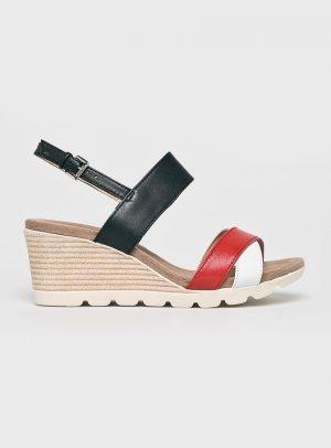 Caprice - Sandale platforma