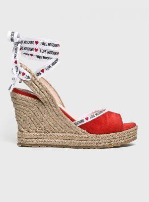 Love Moschino - Sandale platforma