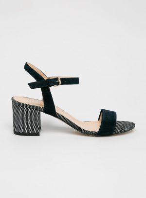 Badura - Sandale cu toc