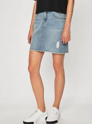 Noisy May - Fusta mini jeans