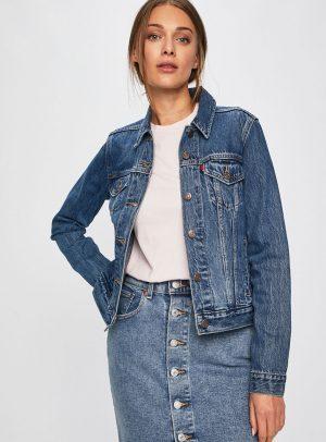 Levi's - Geaca scurta de dama jeans