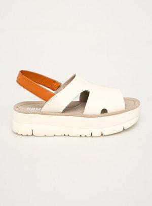 Camper - Sandale dama de piele Oruga Up