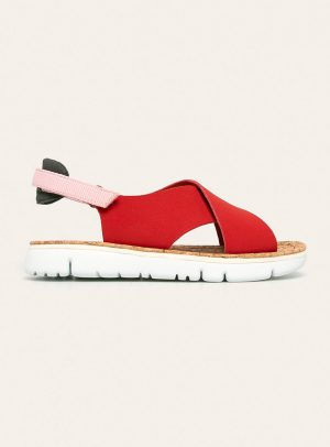 Camper - Sandale dama de piele Oruga