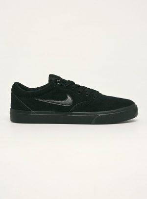 Nike - Ghete de piele SB CHARGE SUEDE