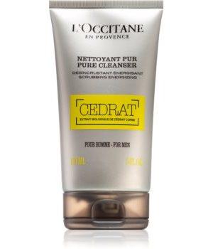 L'Occitane Cedrat gel intens pentru curatare pentru barbati