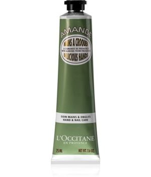 L'Occitane Amande crema hidratanta si hranitoare pentru maini si unghii
