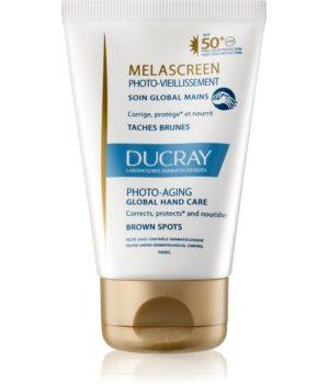 Ducray Melascreen tratament complex pentru maini SPF 50+ impotriva petelor