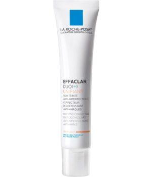 La Roche-Posay Effaclar DUO (+) Tonifiere unificatoare de ingrijire corectiva impotriva imperfectiunilor pielii si urme de acnee