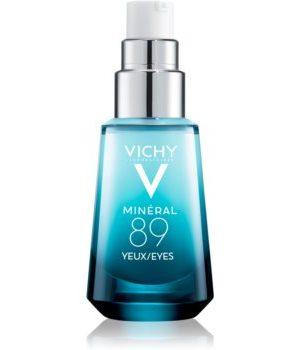 Vichy Minéral 89 booster hialuronic fortifiant, de umplere dermica zona ochilor