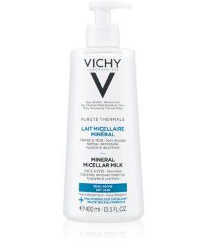 Vichy Pureté Thermale lapte micelar mineral ten uscat