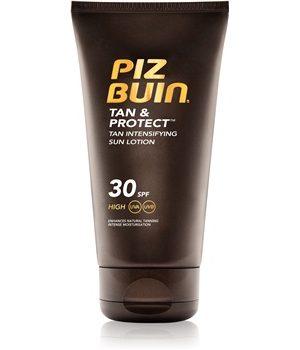 Piz Buin Tan & Protect Lotiune cu protectie solara pentru accelerarea bronzului SPF 30