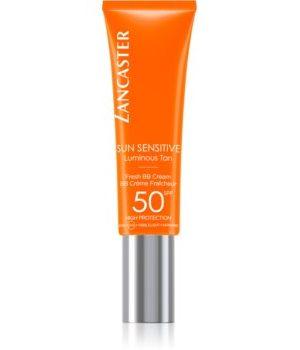 Lancaster Sun Sensitive Fresh BB Cream crema BB cu protectie ridicata si filtru UV pentru piele sensibila