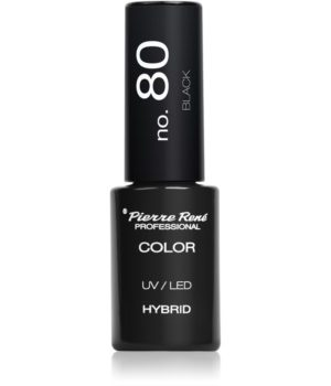 Pierre René Nails Hybrid unghii cu gel folosind UV / lampa cu LED