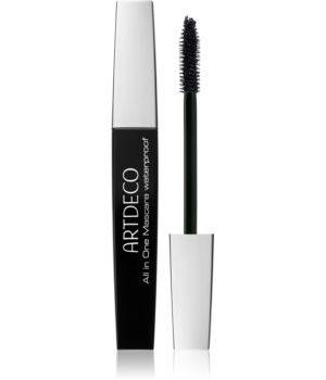 Artdeco All in One Mascara Waterproof rimel pentru volum, styling si curbarea genelor rezistent la apa