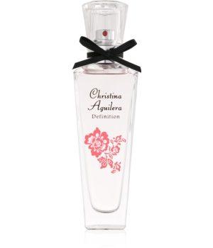 Christina Aguilera Definition eau de parfum pentru femei