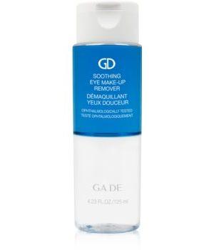 GA-DE Cleansers and Toners doua componente demachiant pentru ochi pentru netezirea pielii