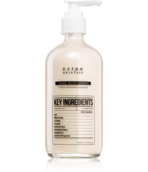 Detox Skinfood Key Ingredients crema de corp hidratanta