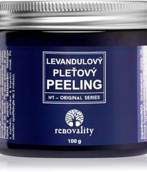Renovality Original Series exfoliant cu lavanda