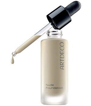 Artdeco Nude Foundation make-up sub forma de picaturi pentru un look natural
