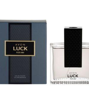 Avon Luck for Him eau de toilette pentru barbati