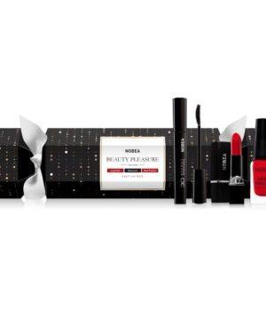 NOBEA Beauty Pleasure Christmas Cracker Red set de cosmetice pentru femei