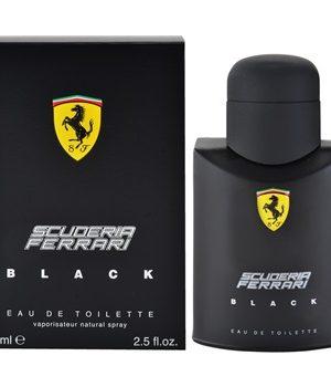 Ferrari Scuderia Ferrari Black eau de toilette pentru barbati