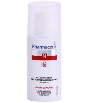 Pharmaceris N-Neocapillaries Magni-Capilaril crema hranitoare anti-rid SPF 10